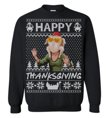 20 Cute Sweater Designs For Comfy Thanksgiving Holiday 23