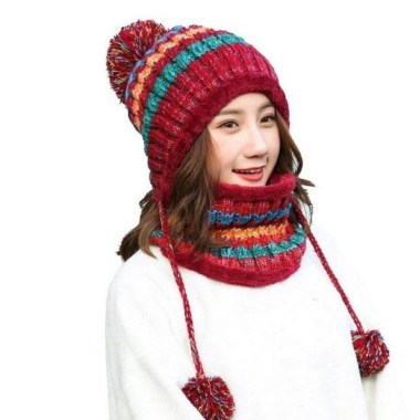 20 Most Popular Free Crochet Hat Models Autumn And Winter New 14