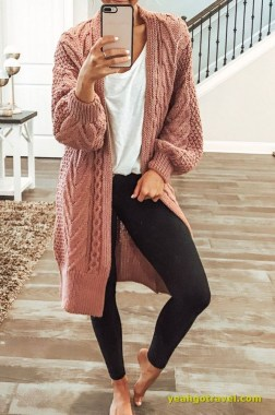 20 Women Winter Outfit Trends For 2020 26