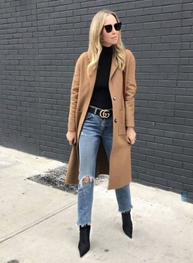 20 Women Winter Outfit Trends For 2020 31