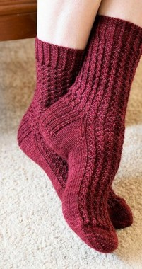 21 Best Crochet FREE Sock Patterns For Adults And Children 04
