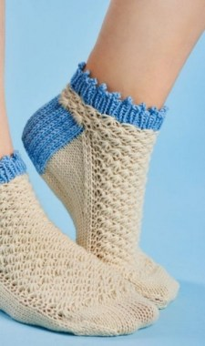 21 Best Crochet FREE Sock Patterns For Adults And Children 16