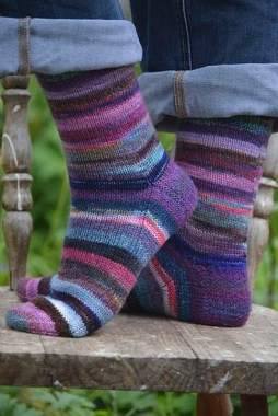 21 Best Crochet FREE Sock Patterns For Adults And Children 27
