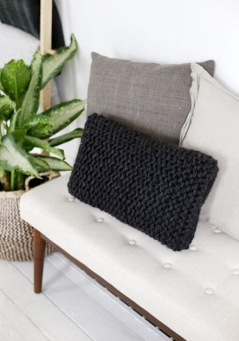 21 Free Knitted Pillows For Home Decoration New 08