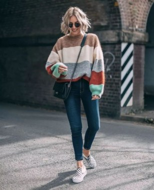 21 How To Improve Thanksgiving Outfits With Cute Patterns 01