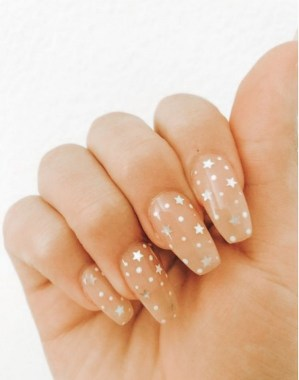 22 Cool Winter Aesthetics For 2020 Nail Art Trends 10