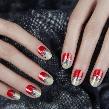 22 Cool Winter Aesthetics For 2020 Nail Art Trends 18