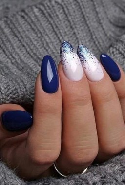 22 Cool Winter Aesthetics For 2020 Nail Art Trends 25