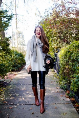 22 Thanksgiving Outfit Trends For Women You Should Try 06