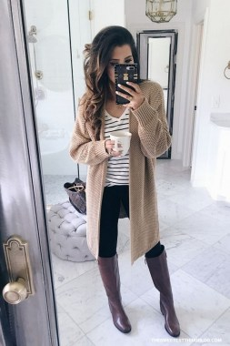 22 Thanksgiving Outfit Trends For Women You Should Try 22