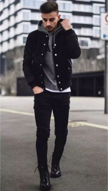 23 Best Fall Outfit Idea For Cool Men 26