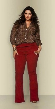 25 Fabulous Plus Size Women Outfit For Fall 09