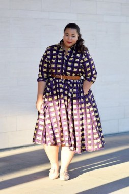 25 Fabulous Plus Size Women Outfit For Fall 11