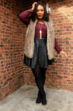 25 Fabulous Plus Size Women Outfit For Fall 20