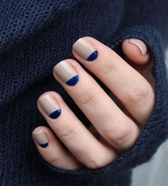 25 Look Adorable With These Manicure Tips And Designs For Short Nails 03
