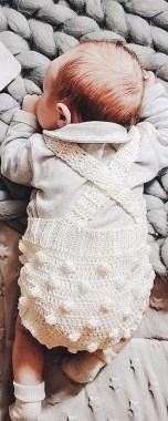 26 Free Precious Crochet Newborn Dress Patterns 06