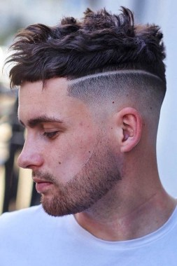 27 Creative Short Haircut For Men Style 14