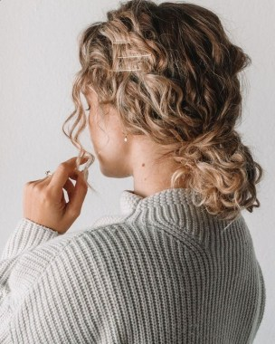 27 Grab That Elegance With Curly Hair Ideas Now 05