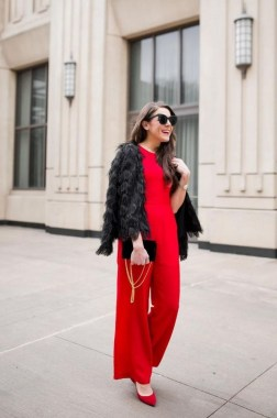 27 How To Look Professional With Warm Winter Outfits 35