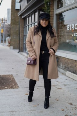 27 How To Look Professional With Warm Winter Outfits 36