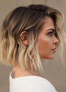 28 Chic Blunt Cut Styles That Dont Disappoint 07
