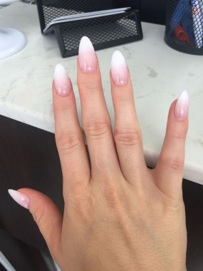 28 Get Gorgeous French Ombre Nails With These Tutorials And Ideas 08