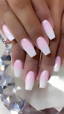 28 Get Gorgeous French Ombre Nails With These Tutorials And Ideas 17
