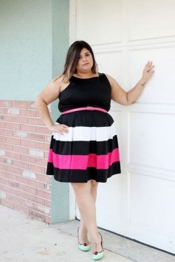 28 Rules To Choose The Best Dresses For Plus Size Women 09