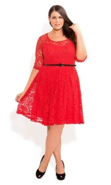 28 Rules To Choose The Best Dresses For Plus Size Women 33
