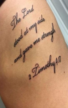 28 Small Quotes Tattoo Ideas For Your First Design 19