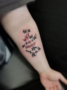 28 Small Quotes Tattoo Ideas For Your First Design 21