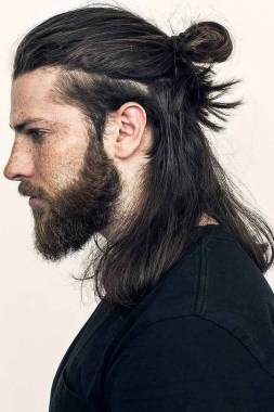 28 Trendiest Long Hairstyle Ideas For Men 15