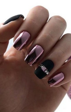 29 Beautiful And Luxurius Nail Design For Party 02