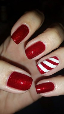 29 Beautiful And Luxurius Nail Design For Party 21