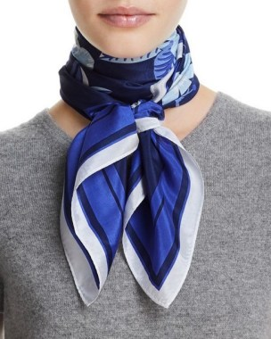 29 Do These To Style Your Fancy Silk Scarves 25