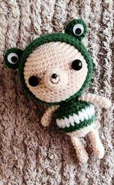 29 Free Amigurumi Patterns To Crochet Today New 19