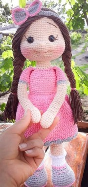29 Free Amigurumi Patterns To Crochet Today New 21