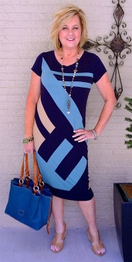 29 How To Choose Casual Dresses For Women Over 40 Years Old 36 1