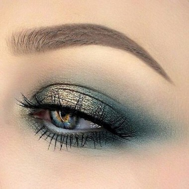 29 Magical Eye Makeup Idea You Can Do At Home 14