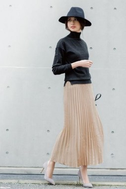 29 This Classy Skirt Is Your Best Choice For Work During Fall 26