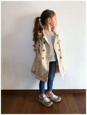 29 Winter Kid's Outfits For Any Events 01