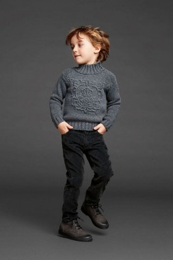 29 Winter Kid's Outfits For Any Events 09