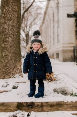 29 Winter Kid's Outfits For Any Events 23
