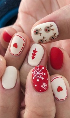 30 Are You A Beginner Polish Your Nails With These Easy Nail Art 03