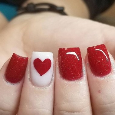 30 Are You A Beginner Polish Your Nails With These Easy Nail Art 07