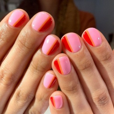 30 Are You A Beginner Polish Your Nails With These Easy Nail Art 23