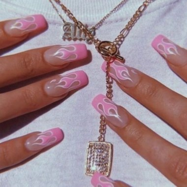 30 Are You A Beginner Polish Your Nails With These Easy Nail Art 24
