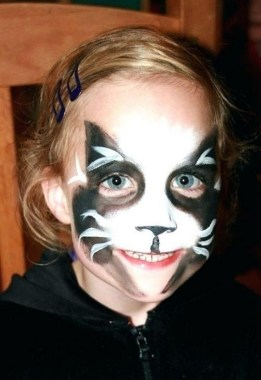 30 Best Halloween Makeup Ideas For Kids To Inspire 10