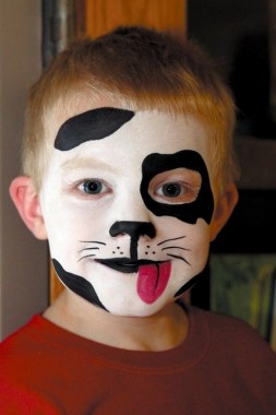 30 Best Halloween Makeup Ideas For Kids To Inspire 14