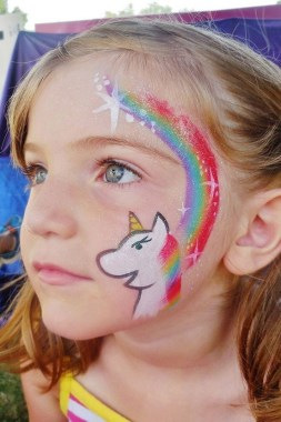 30 Best Halloween Makeup Ideas For Kids To Inspire 19